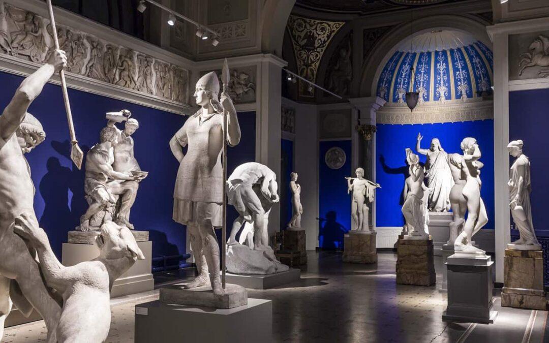The Glyptotek Art Museum (Glyptoteket)