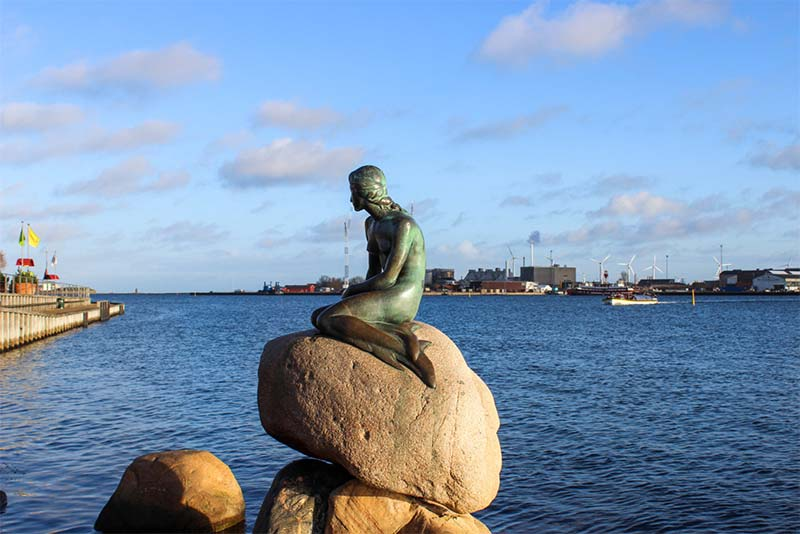 The little mermaid (Den lille havfrue)